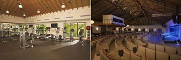Secrets Cap Cana Resort & Spa, Fitness Centre and Theatre