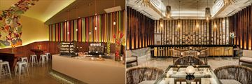 Coco Cafe and Rendezvous Lounge Bar at Secrets Royal Beach Punta Cana