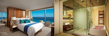 Master Ocean View Suite at Secrets The Vine Cancun