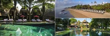 Segara Village Resort, Sanur, The Segara @Village 2 Exterior and Pool, Resort Beach and Main Pool
