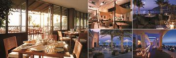 Shangri-La Barr Al Jissah Resort & Spa Al Bandar, Dining Venues