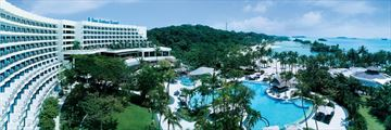 Shangri-La Rasa Sentosa Resort Exterior