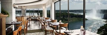 Sheraton on the Falls Hotel, Prime Steak House With Views of Niagara Falls