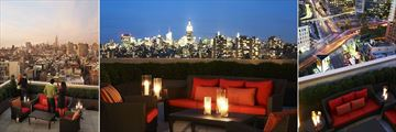 Rooftop Club Lounge at Sheraton Tribeca New York Hotel