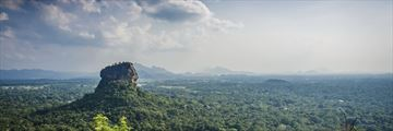 Sigiriya Rock Landscape