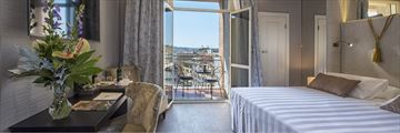 Signature Deluxe with Balcony at Sina Berini Bristol