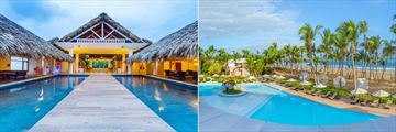 Sivory Punta Cana Boutique Hotel, Spa Pool and Main Pool, Cabanas and Beach