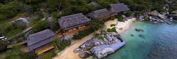 Six Senses Ninh Van Bay, Aerial View of Resort