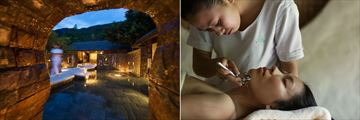 Six Senses Ninh Van Bay, Spa Reception and Facial Treatment