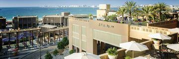 Sofitel Dubai Jumeirah Beach, A.O.C. Brunch Restaurant and View