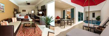 Spice Island, Anthurium Pool Suite