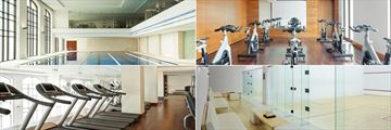 Fitness Facilities at St. Regis Saadiyat Island