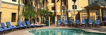 staySky Suites I-Drive Orlando, Poolside