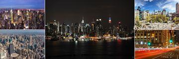 New York Skylines at Stewart Hotel