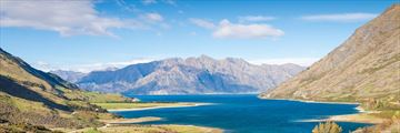 Stunning South Island scenery, New Zealand
