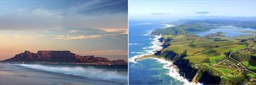 Table Mountain & Knysna Garden Route