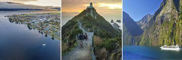 Te Anau, The Catlins & Milford Sound Cruise