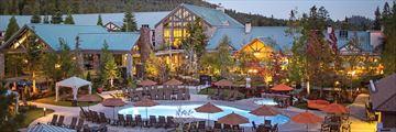 Tenaya Lodge at Yosemite, Exterior