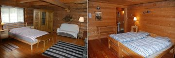 Lodge Room and Lodge Room Double at Terra Nostra Guest Ranch