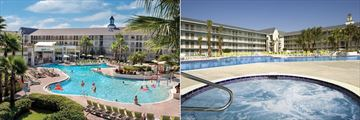 The Avanti Resort, Resort Pool and Jacuzzi