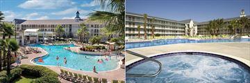The Avanti Resort, Resort Pool and Jacuzzi