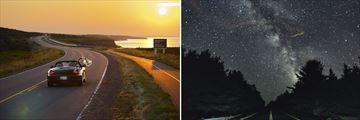 The Beautiful Roads and Scenery in Nova Scotia & Prince Edward Island