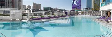 The Cosmopolitan of Las Vegas, Boulevard Pool