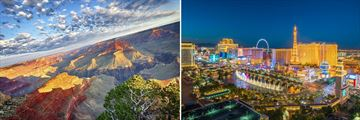 The Grand Canyon & Las Vegas