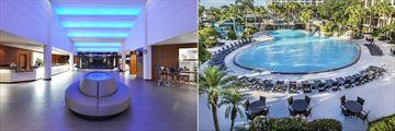 Lobby and Resort & Pool at The Grand Orlando Resort at Celebration