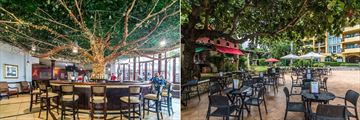 Emerald Tree Lounge and Court Jesters Cafe at The Jewel Dunn's River Resort