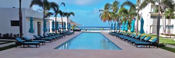 The main pool at The Sands Barbados