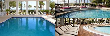 Covered Pool, Main Pool and Family Pool at The Westin Hilton Head Island Resort & Spa