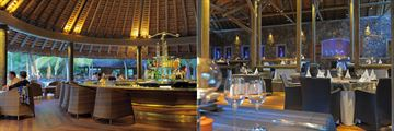 Lounge bar and Le Grand Port
