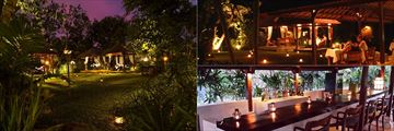 The Pavilions Bali, Jahe Restaurant