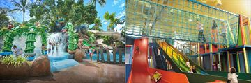 Golden Sands Resort, kids activities