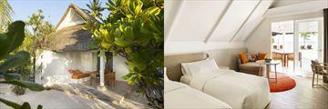 LUX South Ari Atoll, Beach Pavilion