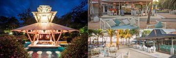 Bali Beach Club and swim-up bar
