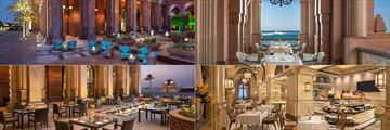 Dining in Emirates Palace
