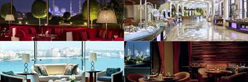 Dining at Ritz Carlton Abu Dhabi