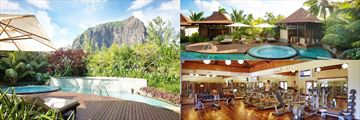 LUX Le Morne spa and gym