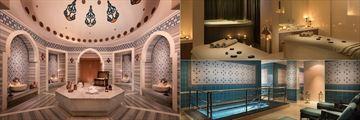 Spa facilities at Rixos The Palm Dubai