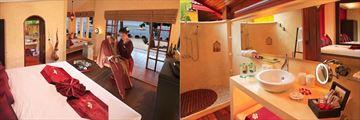 Zazen Resort, Beachfront Deluxe Bungalow