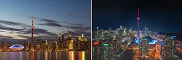 Cityscapes of Toronto, Ontario