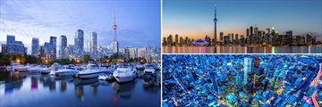 Toronto Skyline & Cityscapes