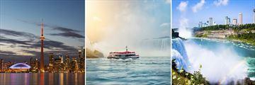 Toronto & Niagara Falls in Ontario