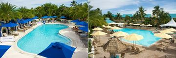 Tween Waters Inn Island Resort, Pools