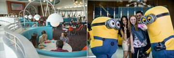 Bayliner Dining and Character Dining