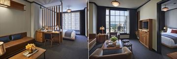 Viceroy Junior Suite and Viceroy Park Suite at Viceroy Central Park New York