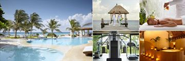 Viceroy Riviera Maya, Infinity Pool, Yoga, Wayak Spa Honey Massage, Wayak Spa Whirlpool Tub and Fitness Room