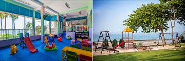 Victoria Phan Thiet, Kids' Indoor and Outdoor Play Area
